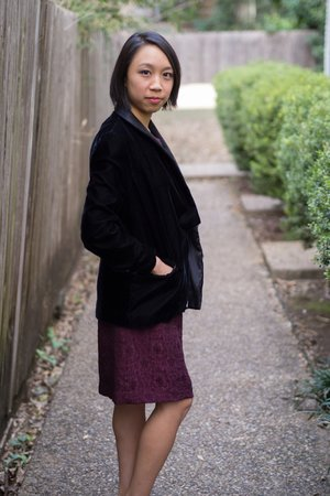 Corrine Yap, Class of 2012, is currently working as an actress.