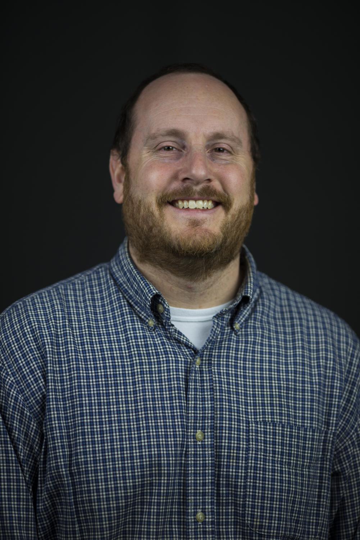 Sean Rochester, Class of 1997, is an English teacher at CHS.