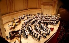 Tucker Hall at Carnegie Hall