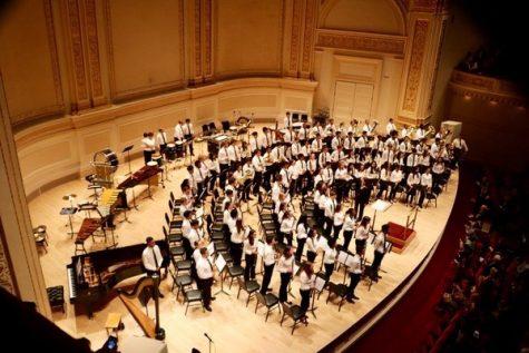 Tucker Hall at Carnegie Hall
