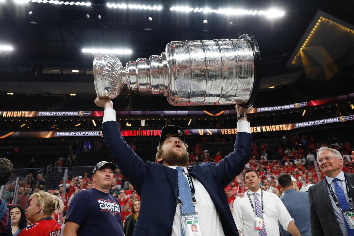 James Heuser, Class of 2004, is the Senior Director of Digital Media for the Washington Capitals.