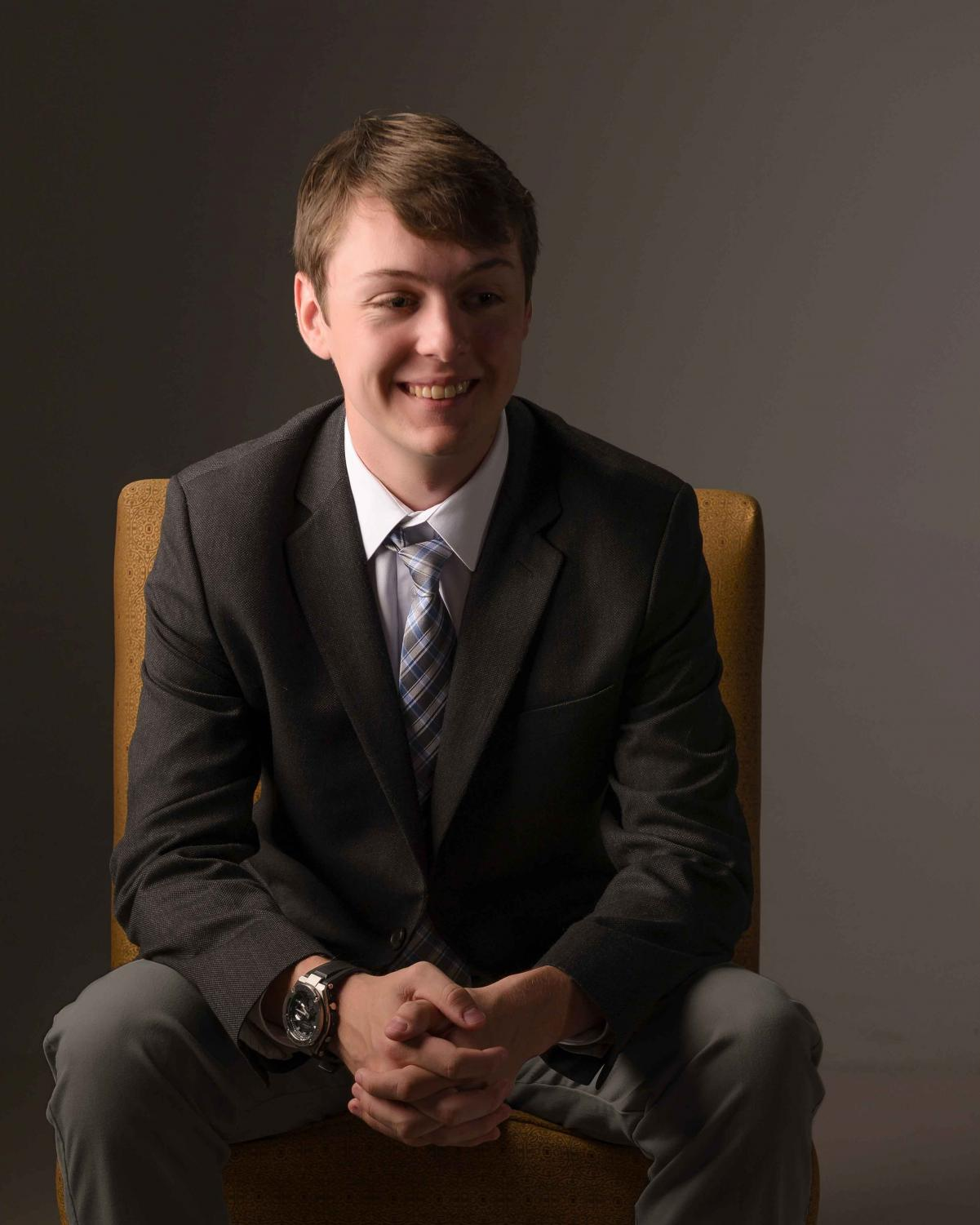 Owen St. Germain, Class of 2018, is studying engineering as an undergraduate at Boston University.