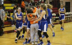 Navigation to Story: BREAKING: Girls' Basketball Wins District Championships