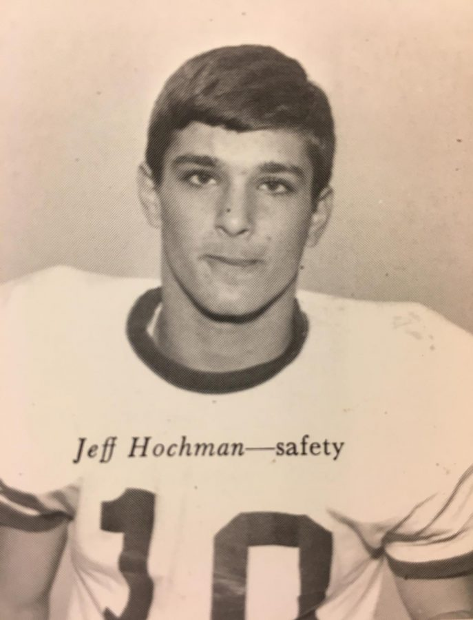 Jeff+Hochman%2C+Class+of+1967%2C+has+been+a+Clayton+resident+for+almost+70+years.