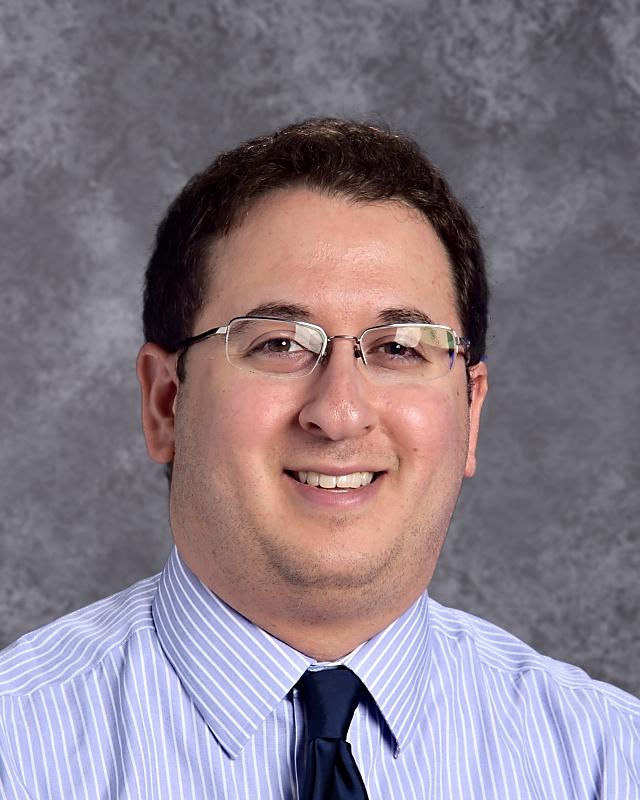 Max Fischlowitz-Roberts, Class of 2006, is now a high school history teacher.