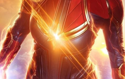 Captain Marvel Movie Poster from Marvel Studios