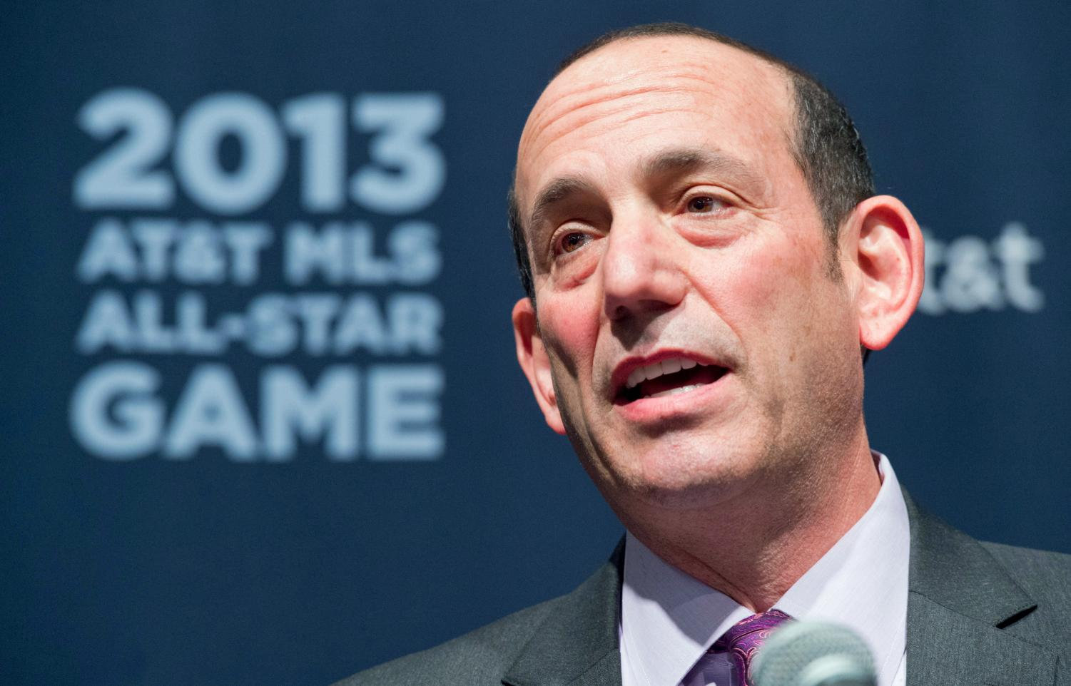Major League Soccer commissioner Don Garber announced Thursday, April 18, 2018, that the league will eventually expand to thirty teams.