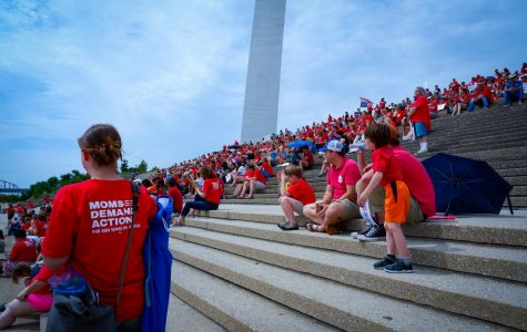 Everytown for Gun Safety Demands Change at Arch Grounds