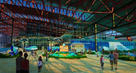 The Globe | St. Louis Aquarium Opening