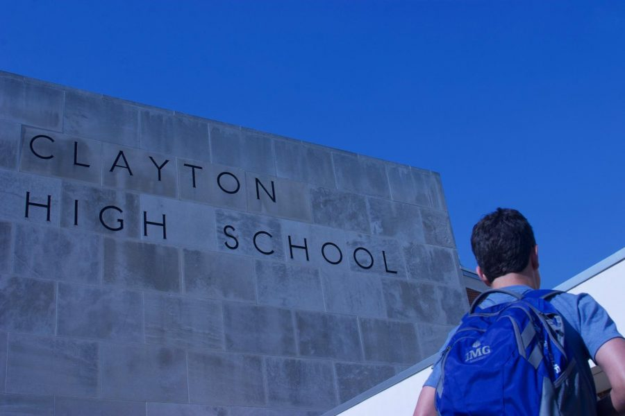 Clayton High School's schedule has remained relatively stagnant for many years--will HB 161 force a massive overhaul?