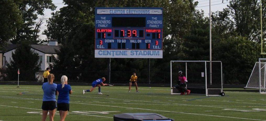 CHS Field Hockey Improves Record to 3-0