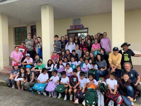 Ecuador 2019: Clayton Students Make a Change