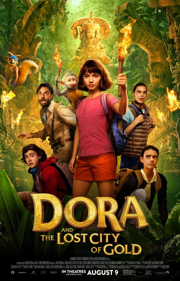 Dora+and+the+Lost+City+of+Gold+Review
