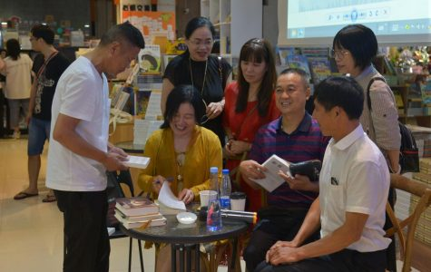 Mrs. Zhang's Summer Book Tour