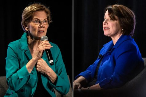 The New York Times endorses Klobuchar and Warren for the Democratic nomination. With America as split as ever, did they get the call right?