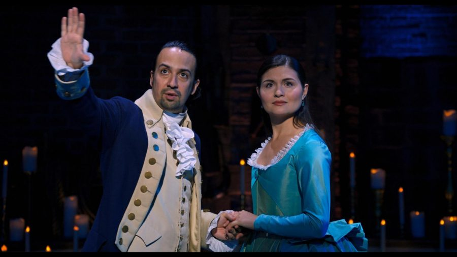 Review of Hamilton the film
