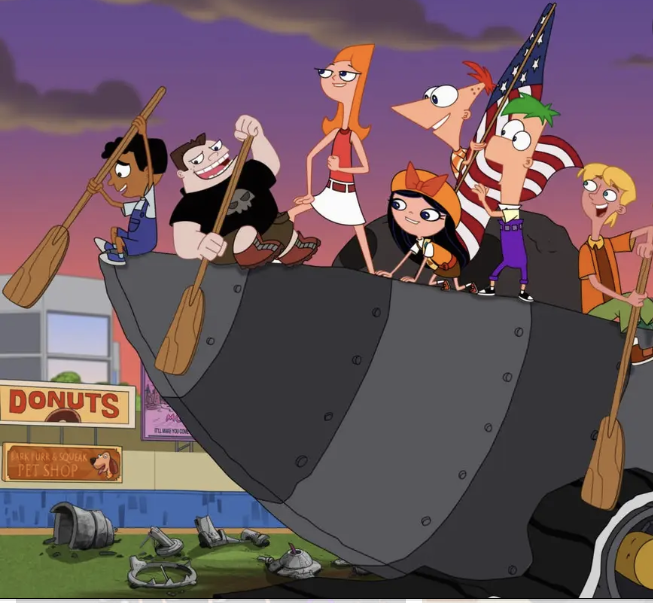 Phineas and Ferb the Movie: Candace Against the Universe and Why You Should Watch