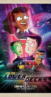Funny, Engaging and Refreshing: Season 1 of Star Trek: Lower Decks
