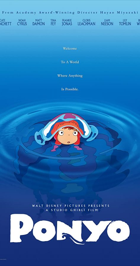 A Review of Ponyo