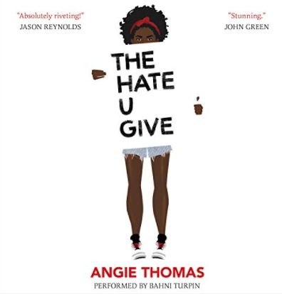 By Angie Thomas