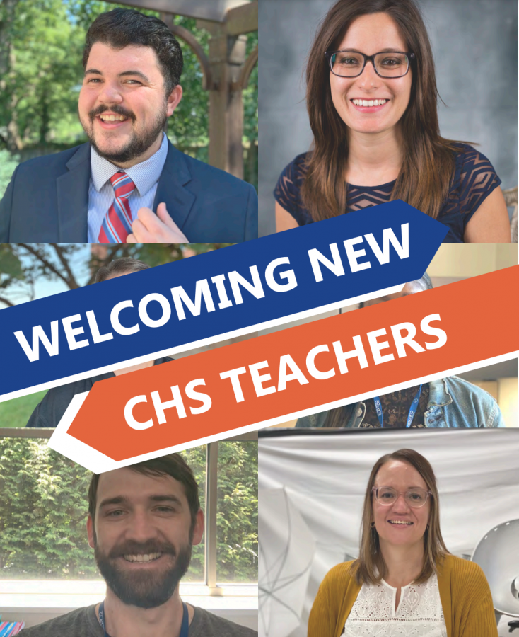 11 new teachers are ready to bring their expertise to Clayton High School.