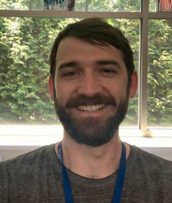 Math Teacher Spencer Hollenbach