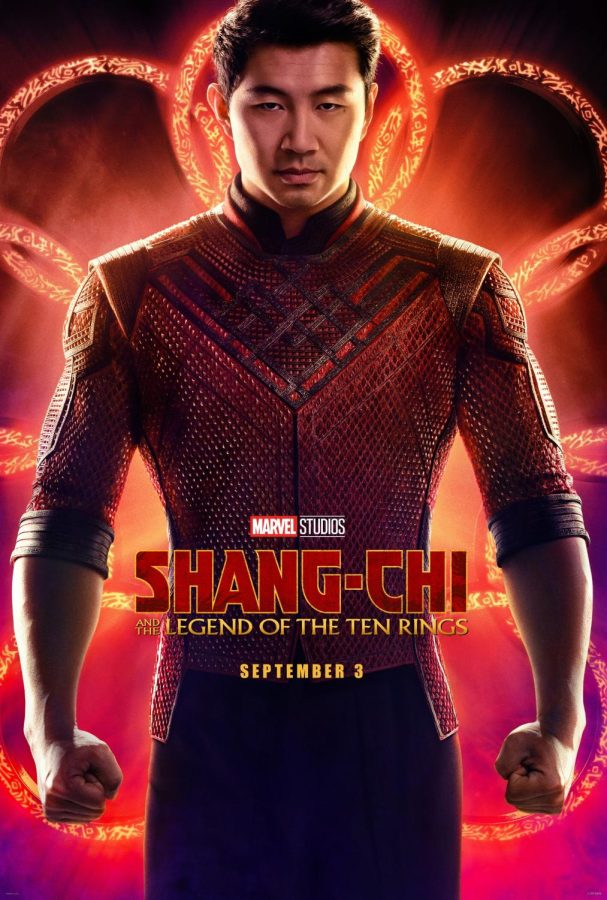 The official Shang-Chi movie poster